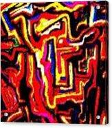 Saga No 1 Acrylic Print