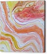 Saga Of Woman Acrylic Print