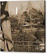 Sagamihara Asamizo Park 15b Acrylic Print