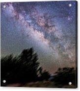 Sagittarius And Scorpius From Arizona Acrylic Print