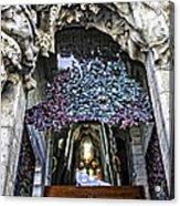 Sagrada Familia Doors - Barcelona - Spain Acrylic Print