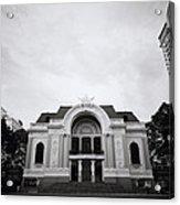 Saigon Opera House Acrylic Print