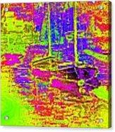 Sail Ship Acrylic Print