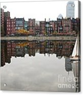 Sail With Me Acrylic Print by Susan Hernandez