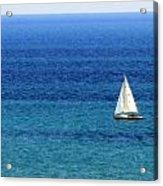 Sailboat 2 Acrylic Print