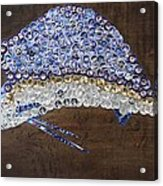 Sailfish #1 Acrylic Print