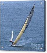 Sailing Fun Acrylic Print