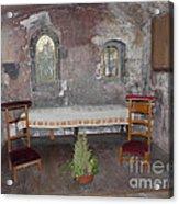 Saint Aignan Chapel Acrylic Print