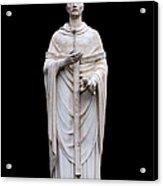 Saint Ambrose Acrylic Print
