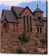 Saint Catherine Of Siena Chapel Acrylic Print