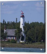 Saint Helena Lighthouse 2 Acrylic Print