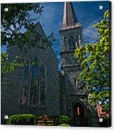 Saint James Episcopal Church Acrylic Print