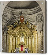 Saint Joseph Cathedral Acrylic Print