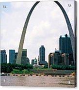 Saint Louis Arch Acrylic Print
