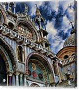 Saint Mark's Basilica Acrylic Print