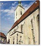 Saint Martins Cathedral  Acrylic Print