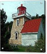 Saint Martin's Lighthouse 2 Acrylic Print