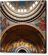 Saint Matthew's Cathedral Acrylic Print