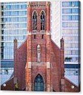 Saint Patrick's Church San Francisco Acrylic Print