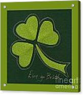 Saint Patricks Day Collage Number 11 Acrylic Print