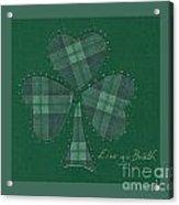 Saint Patricks Day Collage Number 12 Acrylic Print
