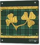 Saint Patricks Day Collage Number 19 Acrylic Print