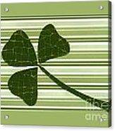 Saint Patricks Day Collage Number 5 Acrylic Print