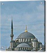 Saint Sophia's In Istanbul-turkey Acrylic Print