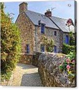 Saint-suliac - Brittany Acrylic Print