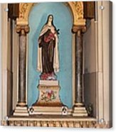 Saint Therese Of Lisieux Acrylic Print