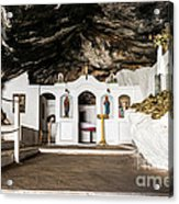 Saint Thomas Church Acrylic Print