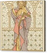 Saint Thomas Acrylic Print