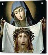 Saint Veronica Acrylic Print