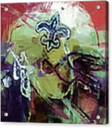 Saints Art Acrylic Print