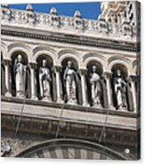 Saints Cathedral De La Major Acrylic Print
