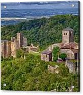 Saissac France Color Img 7740 Acrylic Print