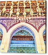 Salam Mosque Acrylic Print