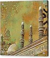 Saleh Mosque Acrylic Print