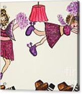 Sales Fairy Dancer 5 Acrylic Print