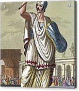 Salio, 1796 Acrylic Print