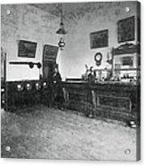 Saloon C. 1890 Acrylic Print