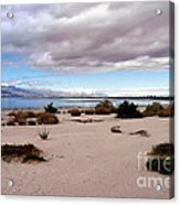 Salton Sea California Acrylic Print
