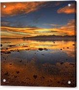 Salton Sea Color Acrylic Print
