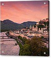 Salzburg 02 Acrylic Print