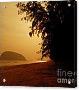Sam Roi Yod At Dawn 04 Acrylic Print