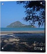 Sam Roi Yod Beach 03 Acrylic Print