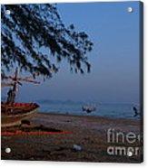 Sam Roi Yod Beach 04 Acrylic Print