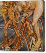 Samadhi On Westminster Bridge Acrylic Print