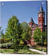 Samford Hall - Auburn University Acrylic Print