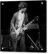 S H In Spokane On 2-2-77 Acrylic Print